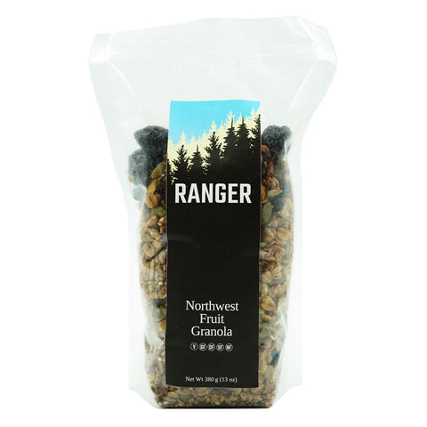 Northwest Fruit Granola