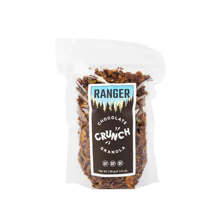 Mini 6.25oz Chocolate Crunch Granola by Ranger Chocolate