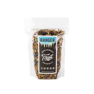 Mini 6.25oz Northwest Fruit Granola by Ranger Chocolate