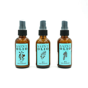 Saint Olio Aromatic Body Refresher