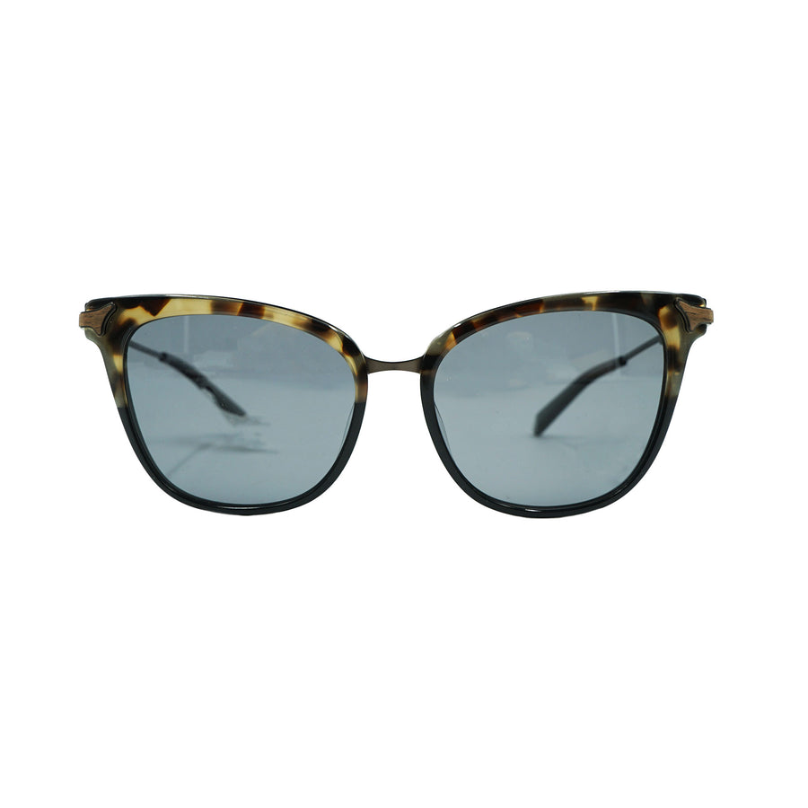 Arlene Olive Black Sunglasses by Shwood