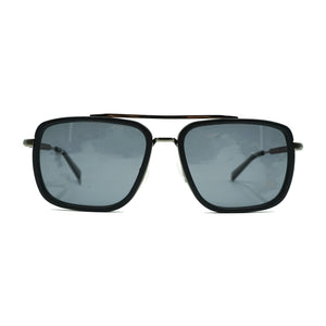 Grant Black Matte Sunglasses by Shwood