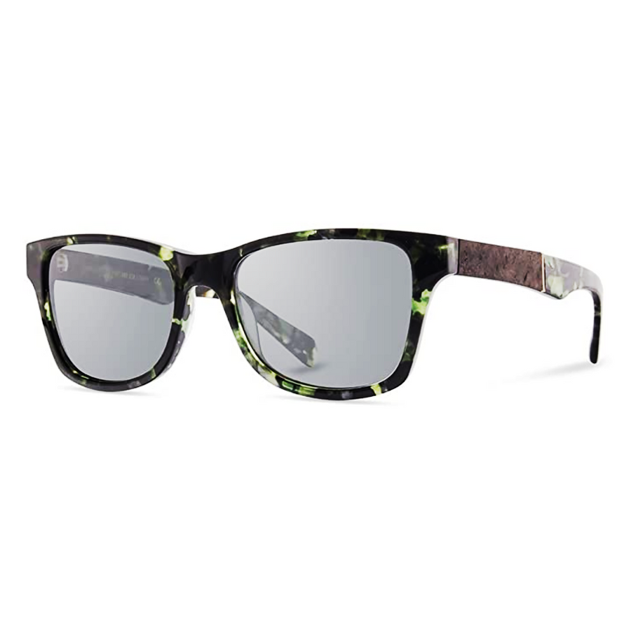Shwood Canby Dark Forest Sunglasses