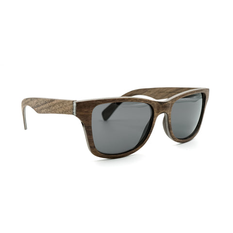 Canby Wood Polarized Sunglasses