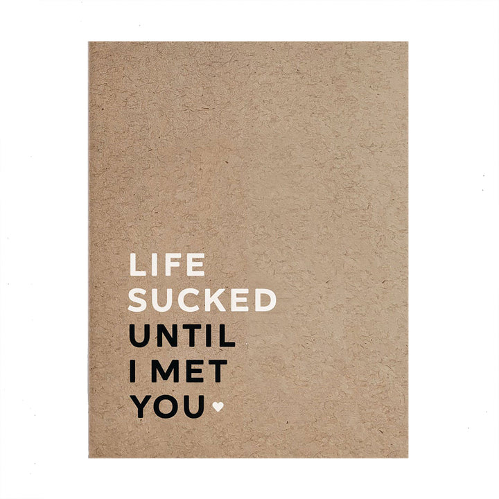 Until You Card by Stefi Mar