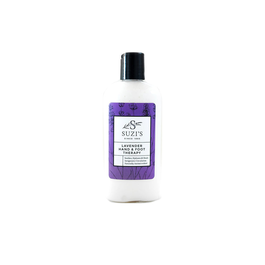Hand & Foot Therapy Lotion 2oz by Suzi's Lavender