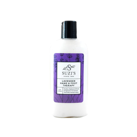 Hand & Foot Therapy Lotion 4oz