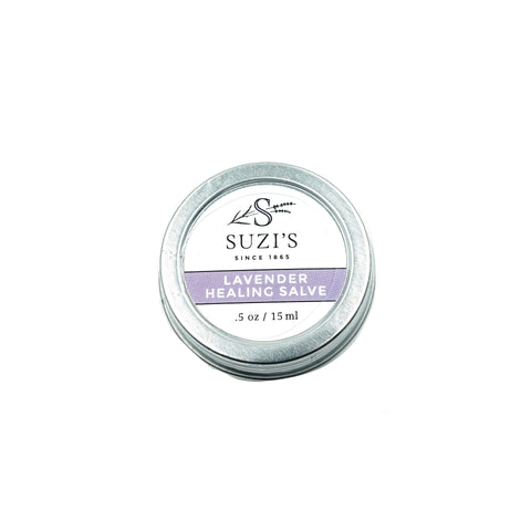 Mini Travel Lavender Salve