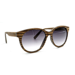 Madison Wood Sunglasses