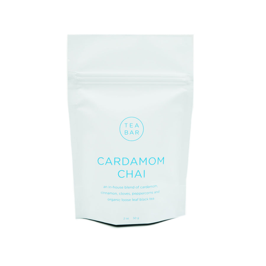 Cardamom Chai by Tea Bar