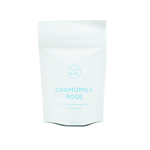 Chamomile Rose Tea