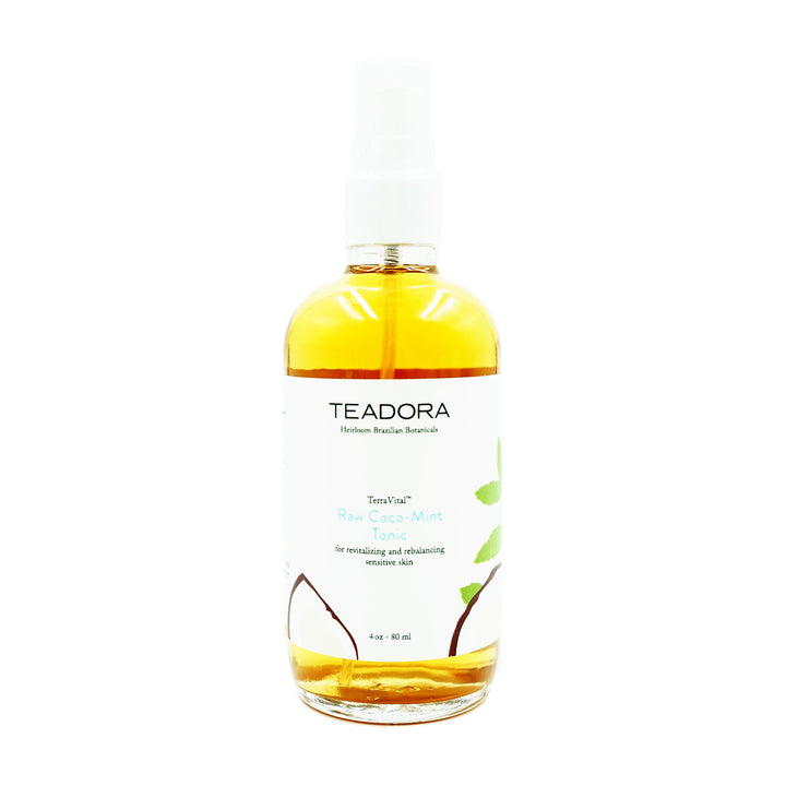 Coco Mint Skin Tonic by Teadora
