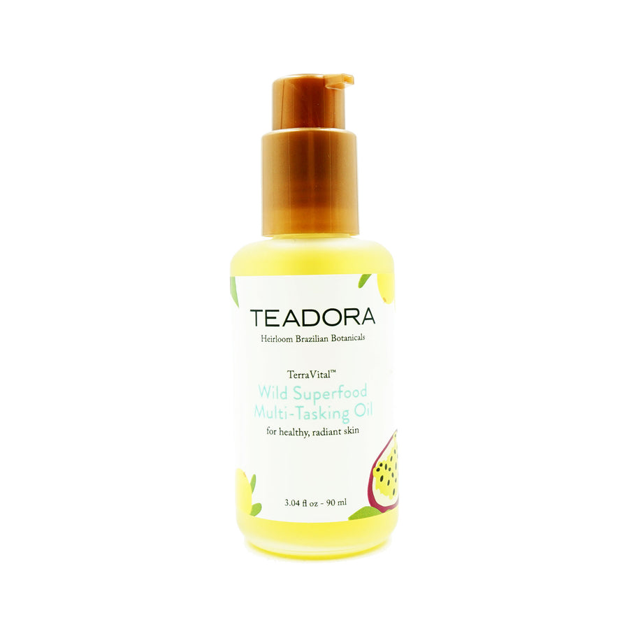 3.04oz Wild Superfood Multi-Tasking Oil by Teadora