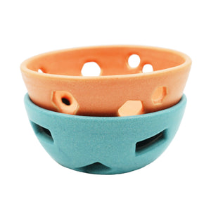 Small Cut Out Bowl by Theresa Arrison