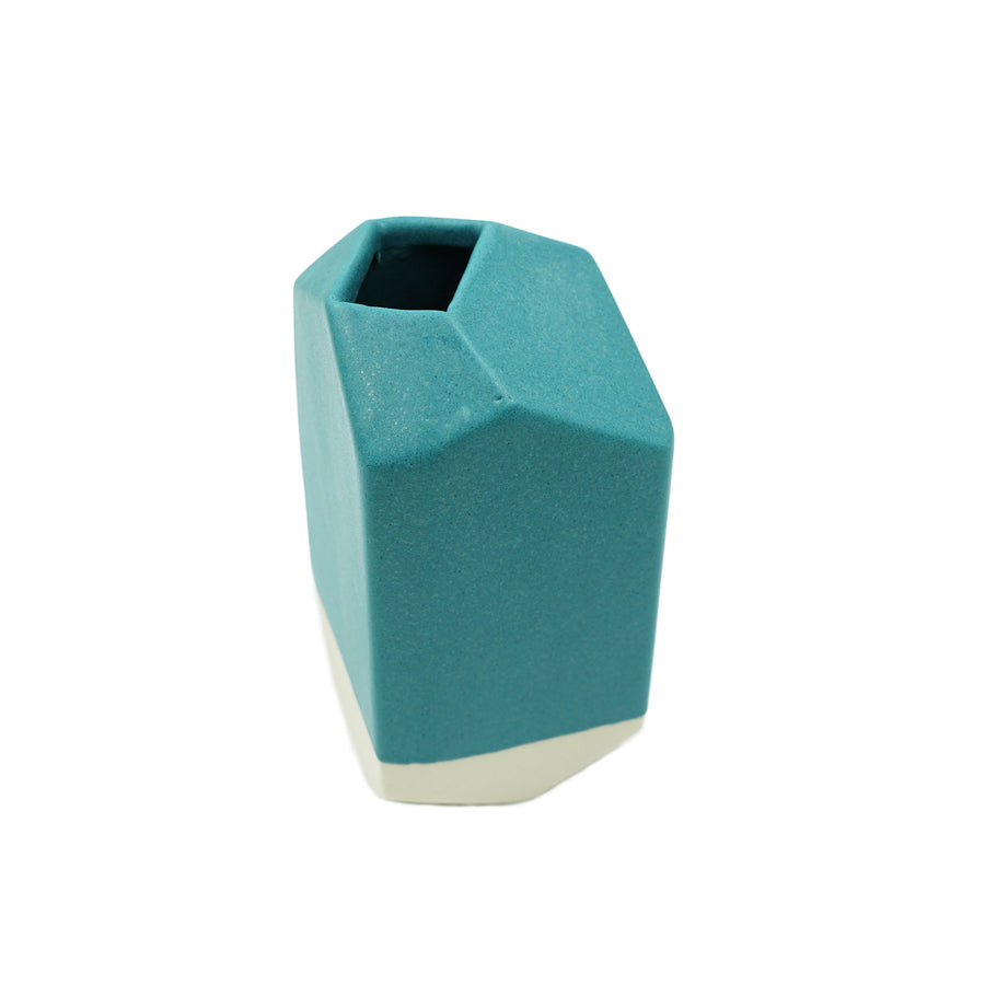 Theresa Arrison 3/4 Dipped Geo Vase