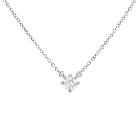 Eva 14K Gold Diamond Necklace