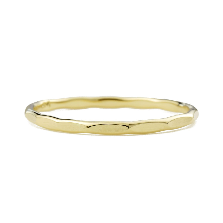 Faceted Stacking Ring by Valerie Madison