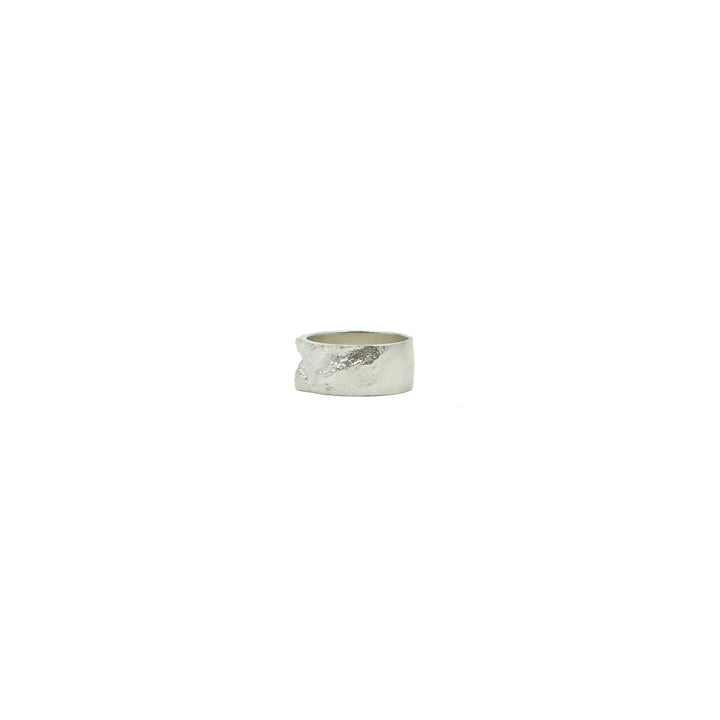 Yosemite Valley Wide Silver Ring by Waaypoint