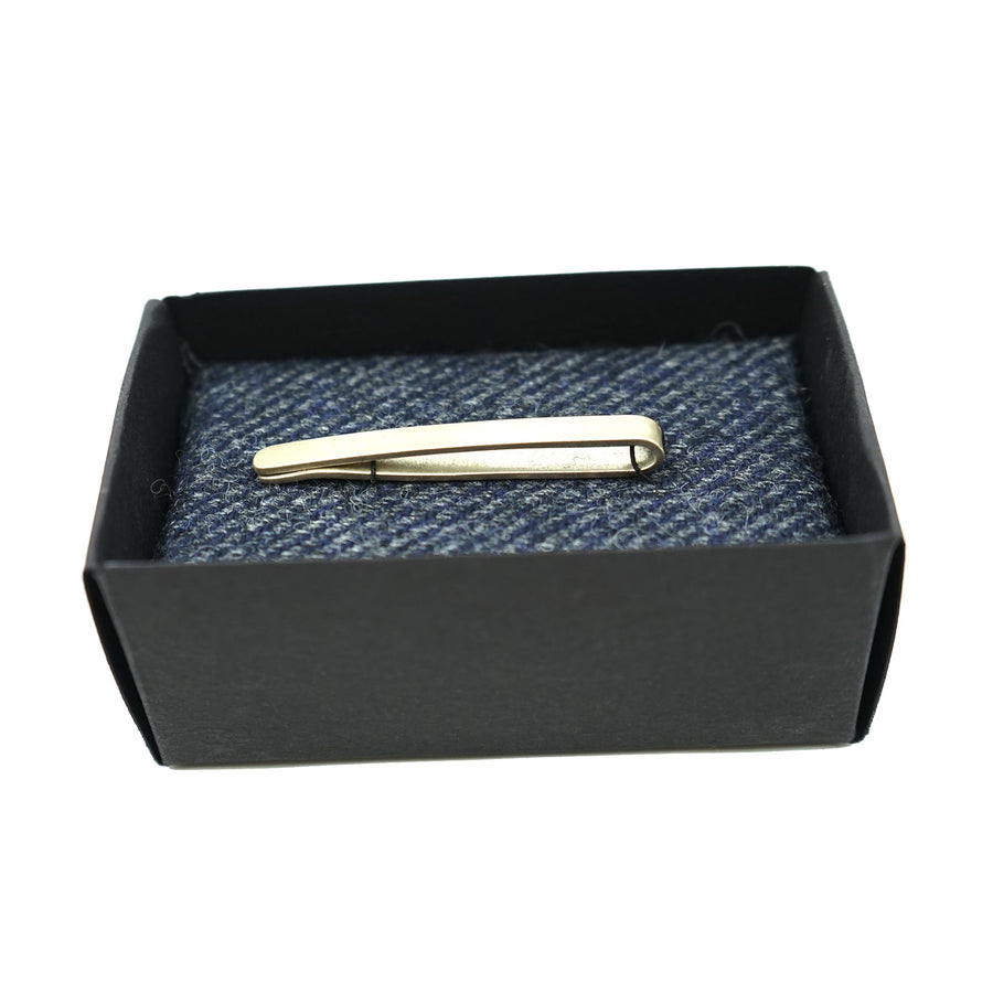 Solid Sterling Silver Tie Clip by Wildwood & Company