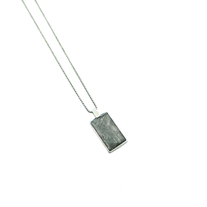 Meteorite Shift Necklace by William Henry