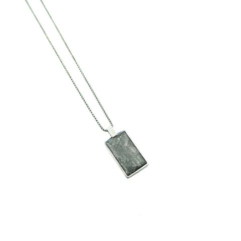 Meteorite Shift Necklace
