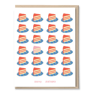 Lots of Cakes Card