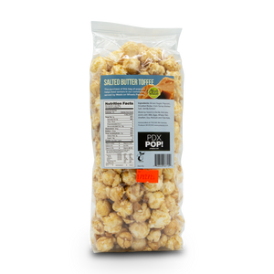 Salted Butter Toffee Popcorn