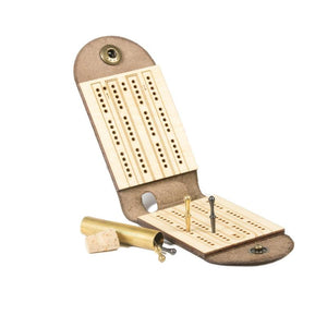 Travel Cribbage Board
