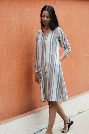 organic cotton summer dress by Mogra Designs