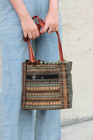 Hobo Multi Color Shoulder Bag