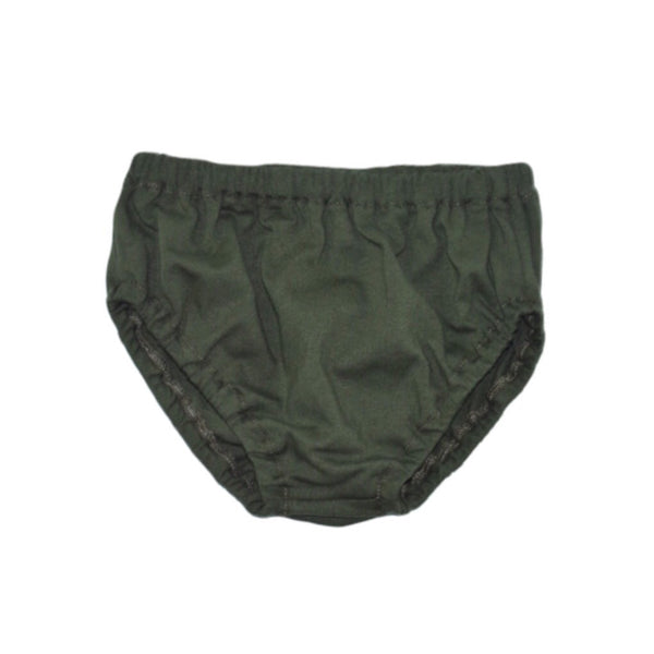 Olive Knit Bloomers