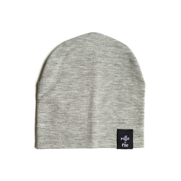 Heather Olive Beanie
