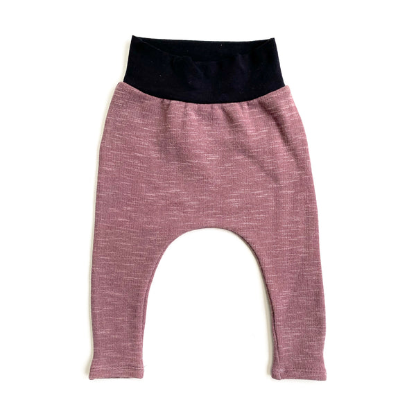 Urchin Slub French Terry Harem Pants