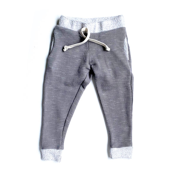 Dolphin Slub French Terry Joggers