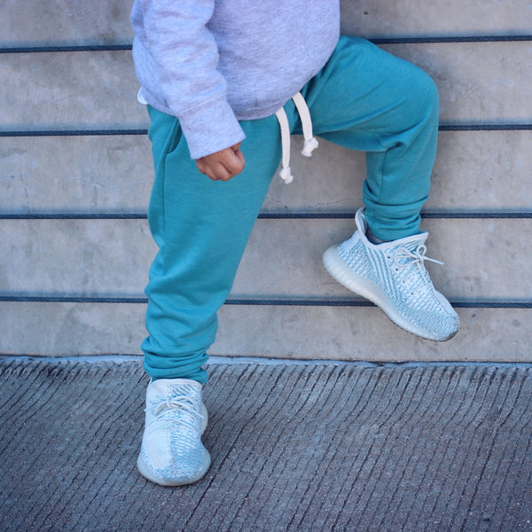 Jade Stretch French Terry Joggers
