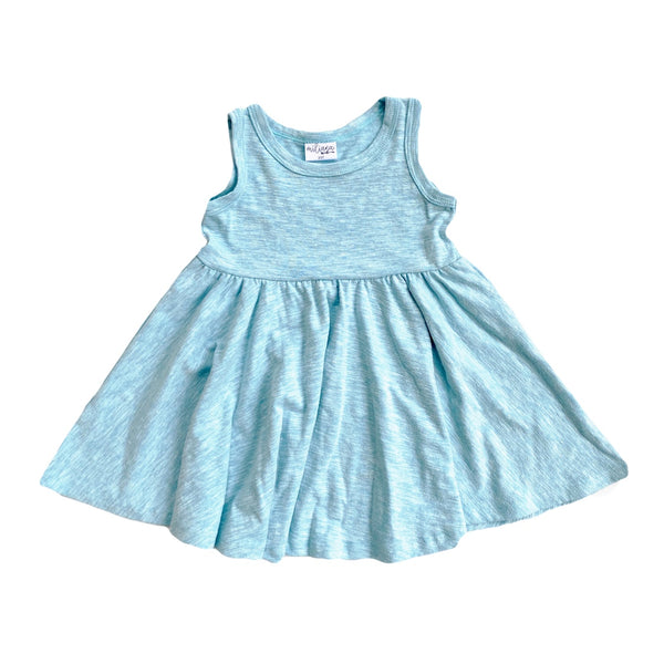 Tank- Robins Egg Twirl Dress