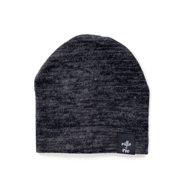 Black Sweater Beanie