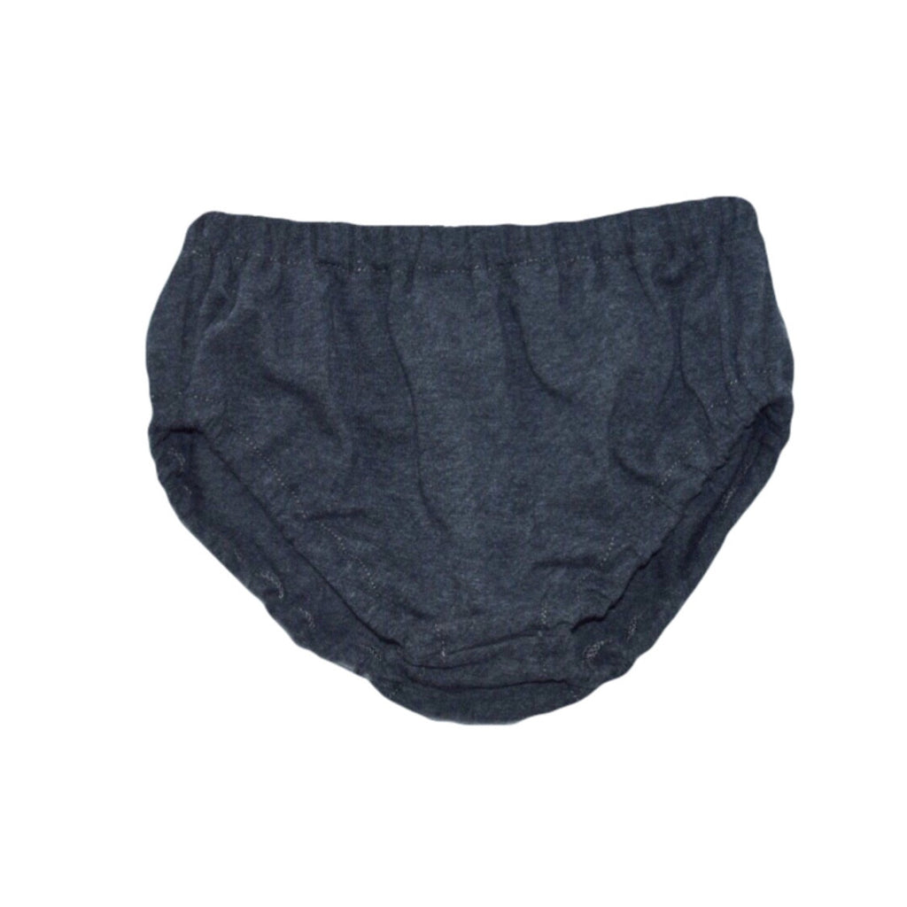 Heathered Charcoal Grey Knit Bloomers