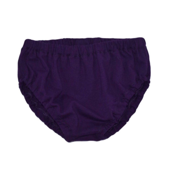 Plum Knit Bloomers