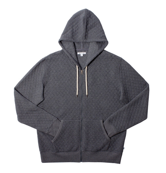 The Luxe Quilted Hoodie