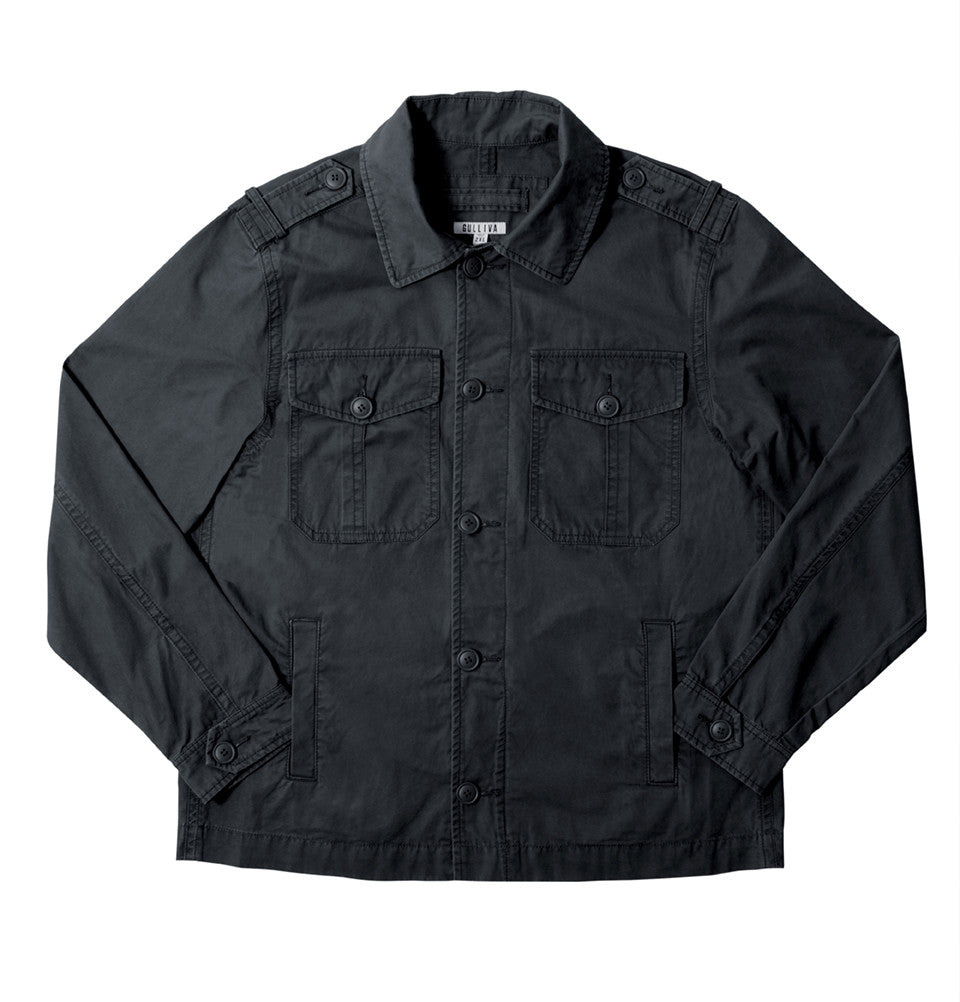 The General Field Jacket - Dark Navy