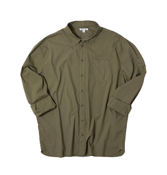 Light Khaki Utility Shirt