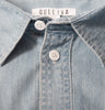Denim Shirt Collar