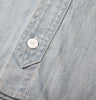 Denim Shirt Detail