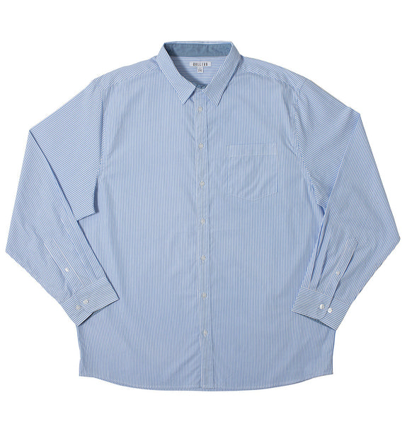 Light Blue Bengal Stripe Shirt