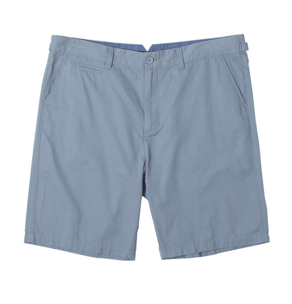 Washed Twill Chino Shorts
