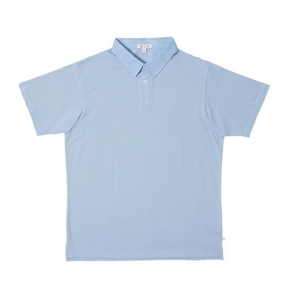 Essential Light Blue Polo Shirt