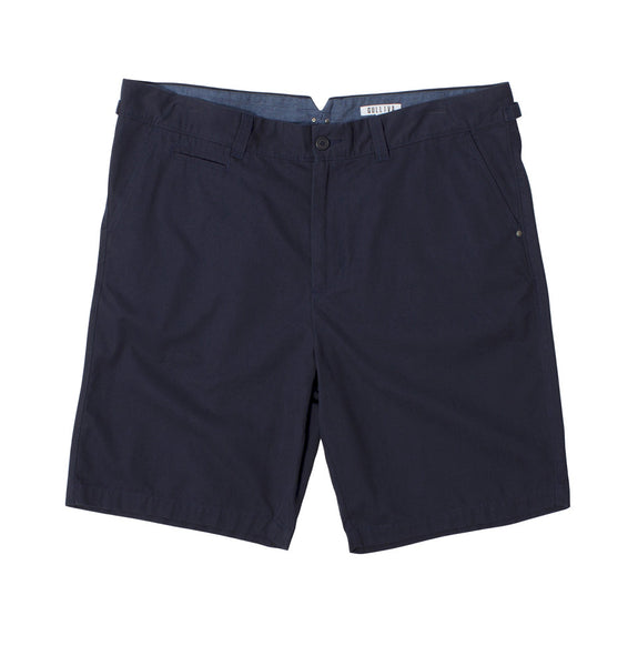 The Chino Twill Short - Midnight