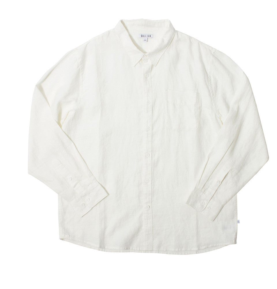The Most Able Linen - White