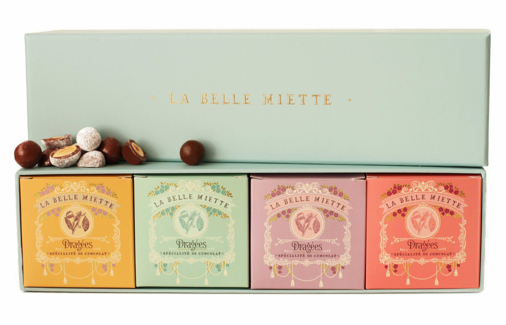 Chocolate Dragées Gift box